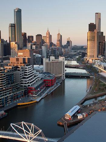 Séjour à Melbourne